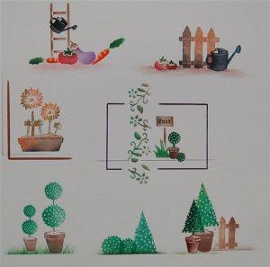 Gardenthemedecorations