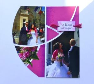 WeddingL'atelierscrapdelalutine