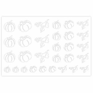 Pumpkin Silhouette figures -PAP1005-400x400