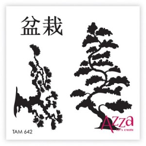 Bonsai Micro stamp TAM642-400x400