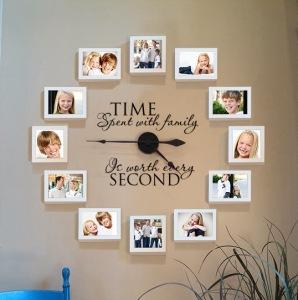 Family-Clock
